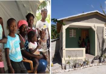 Social Service of Dominican Churches (SSID) participates in the Conference on Housing in Haiti held in Washington DC