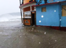 Hurricane Maria could this Friday cause floods in Haiti